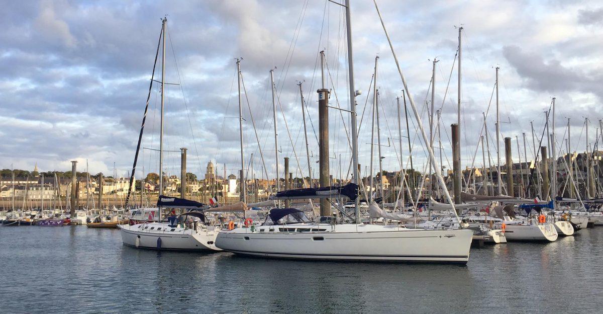Segelschule Murtensee – Hafenmanövertörn