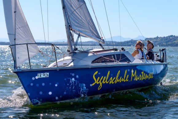 Segelschule Murtensee – Segeln, Angebot