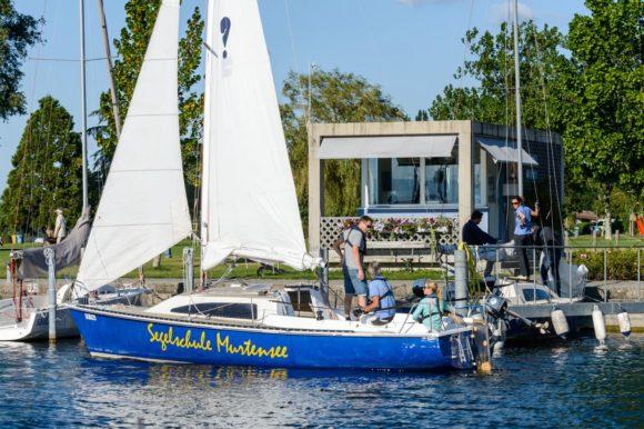 Segelschule Murtensee – Segeln, Kurse & Preise